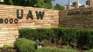 Ex-UAW official indicted on suspicion of money laundering, fraud