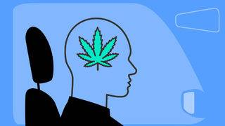 Over half of medical marijuana users in study drove while high