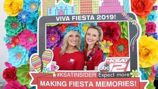 Slideshow: KSAT Insider party @ Battle of Flowers Parade