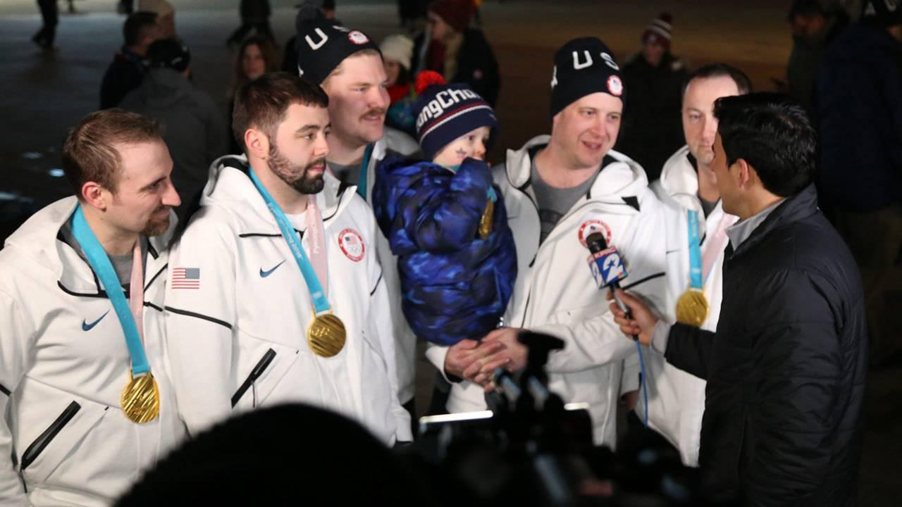 Olympic Journal Follow Jacob Rascon At Pyeongchang Winter