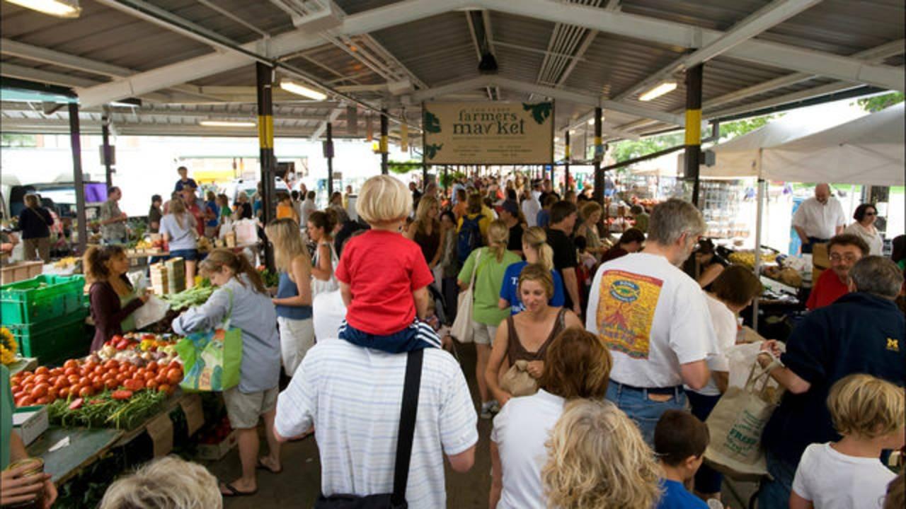 Ann Arbor Farmers Market professional