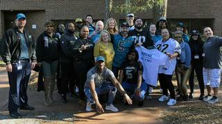 JAGUARS FEVER: How are you showing your team spirit?
