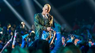 Eminem partners with Detroit-based StockX, world's first