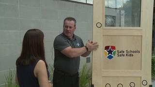 Minn. company proposes bullet-resistant doors for local schools