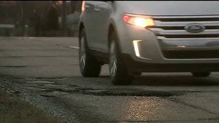 Share your pothole damage and enter to win $500 from Belle Tire