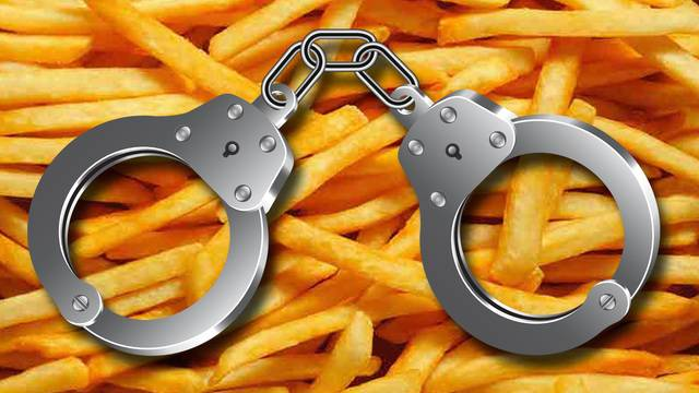 Woman arrested after stealing french fries from cop solutioingenieria Gallery