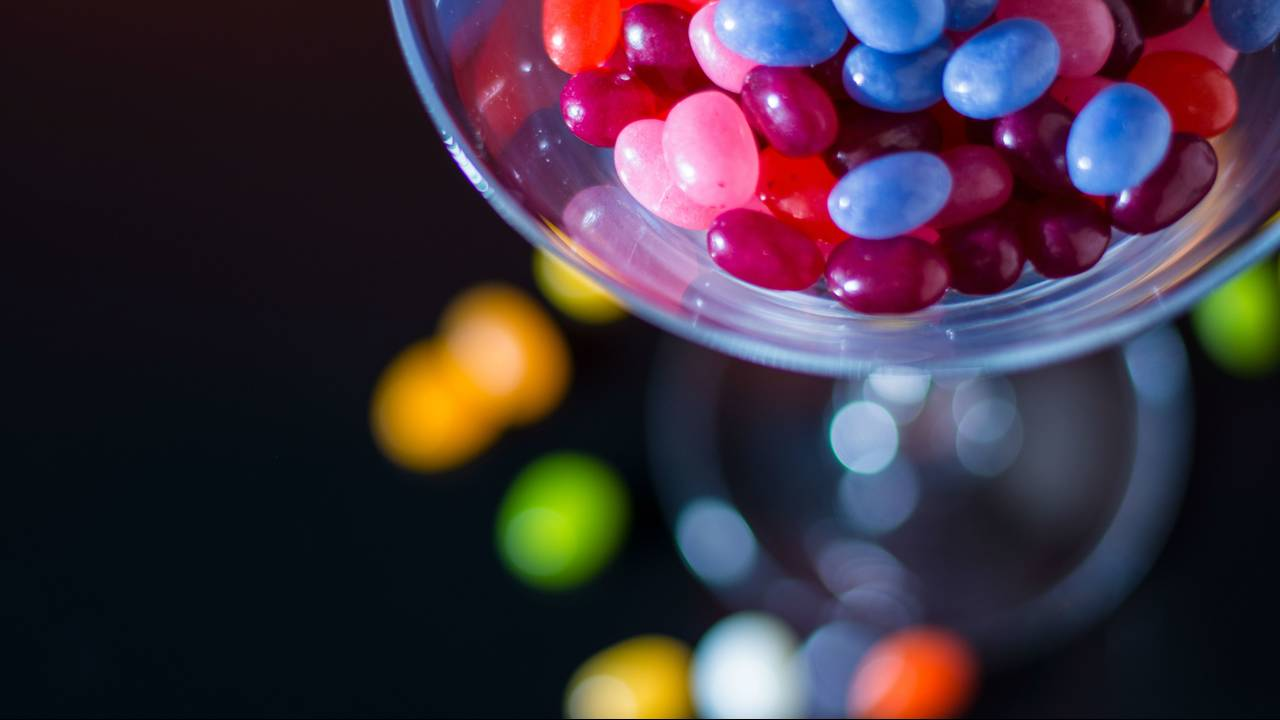 jelly beans candy generic