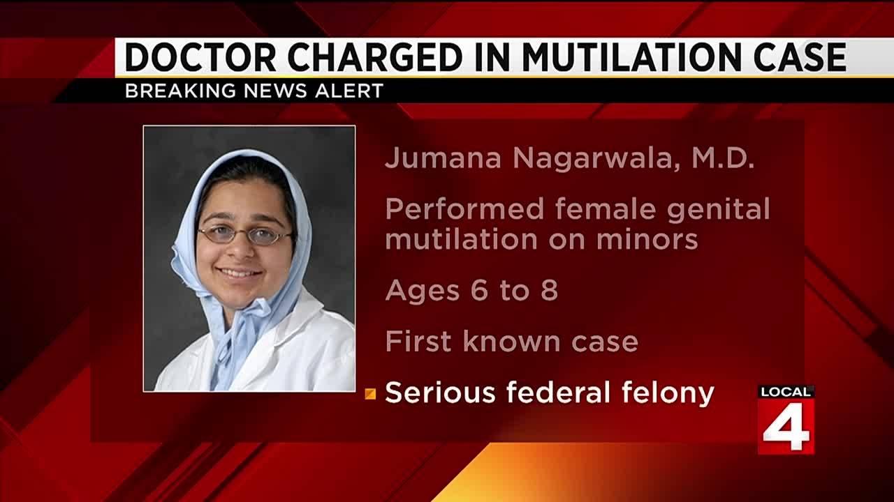 Dr. Jumana Nagarwala information