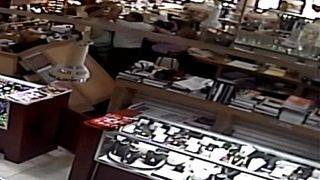 Jewelry store owner fights off attempted robber in Hollywood
