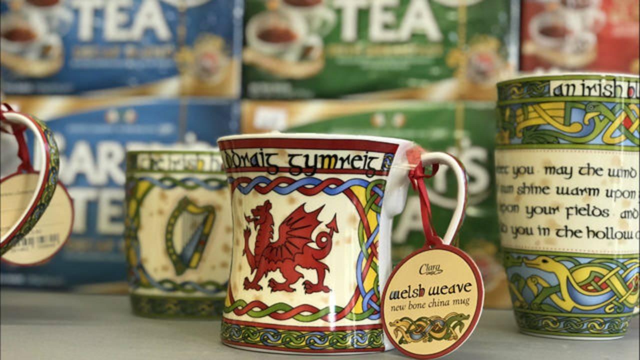 Tea Real Irish