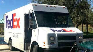 Package thieves go to the source by hijacking FedEx truck,