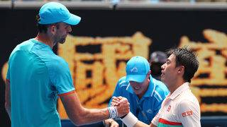 Nishikori wins Australian Open epic, Halep survives again