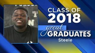 Great Graduates: Charlie Zeno, Connor Meadows, Steele High School