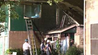 Teen rescues family after house set on fire in Cypress