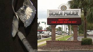 Recovering addicts turn to Ocala police for help