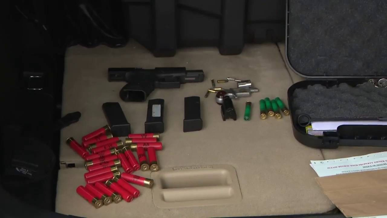 Miami-Dade police seize guns, ammunition from home 20180516221218.jpg