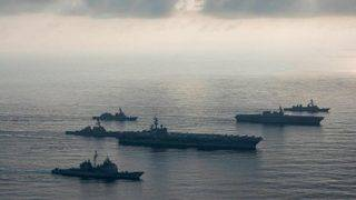 US Navy warship challenges Chinese claims in South China Sea