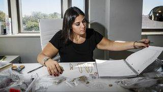 Woman turns $1,000 into multimillion dollar jewelry company