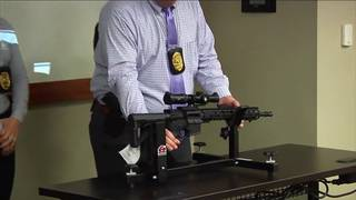 UCF student charged with having illegal, modified AR-15