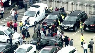 Woman kills 3 at Rite Aid distribution center in Maryland, officials say