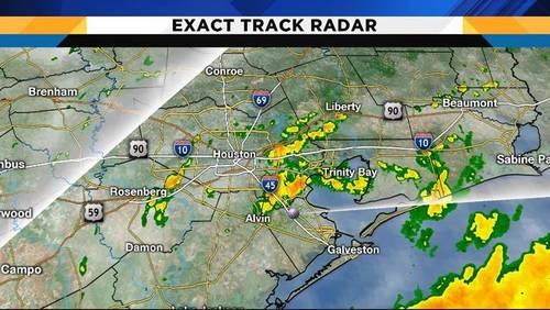 Rainy forecast into New Year's Eve