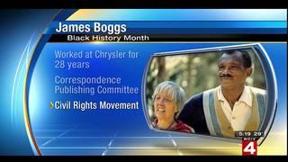 James Boggs - Activist, Author and Auto Worker