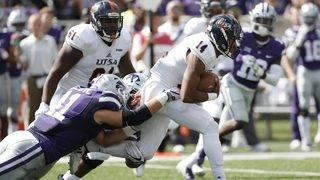 UTSA falls to 0-3 after road loss to Kansas State