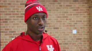 WATCH: Judson QB Julon Williams discusses signing with Houston