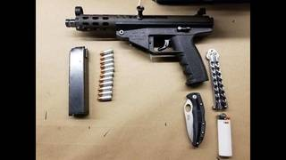 Student took gun, ammo to school to feel 'powerful,' 'cool,' police say