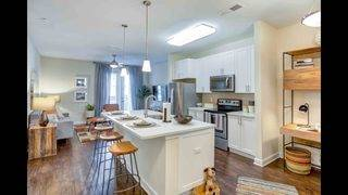 What will $1,100 rent you in Deerwood, today?