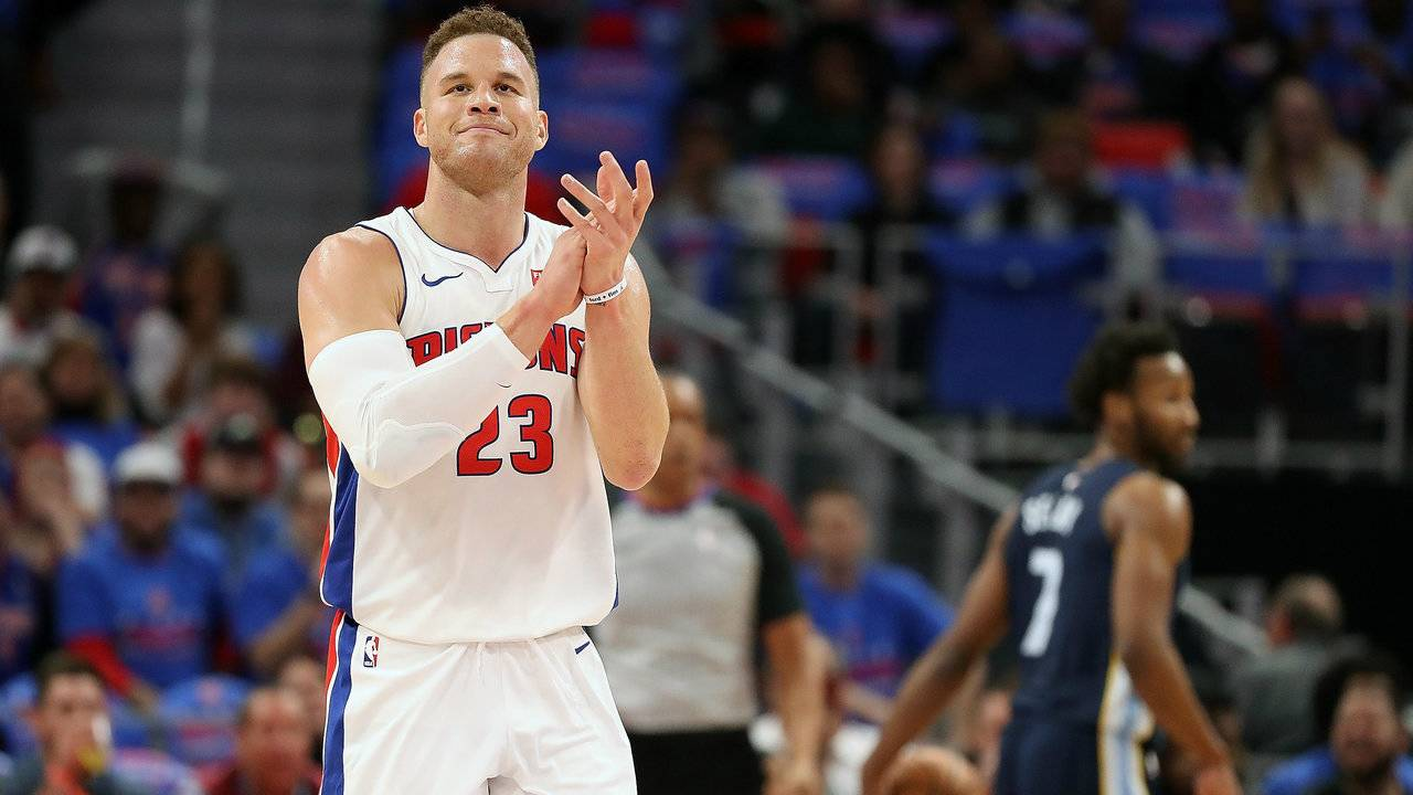 How far can Blake Griffin take the surging Detroit Pistons  eb36de5cb