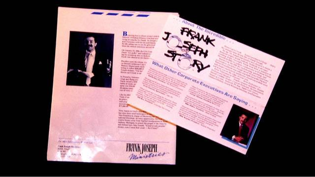 Frank Joseph Story