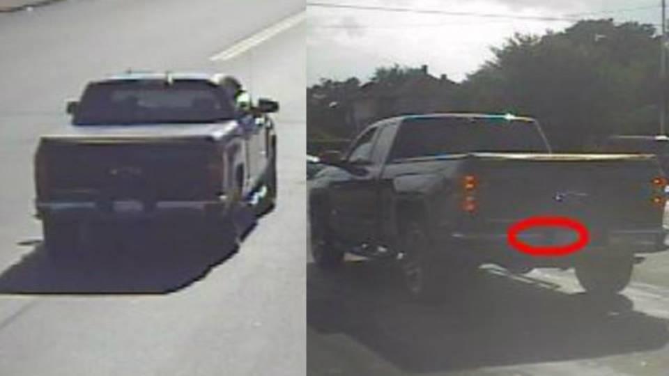 Kensington Ave Detroit shooting suspect vehicle