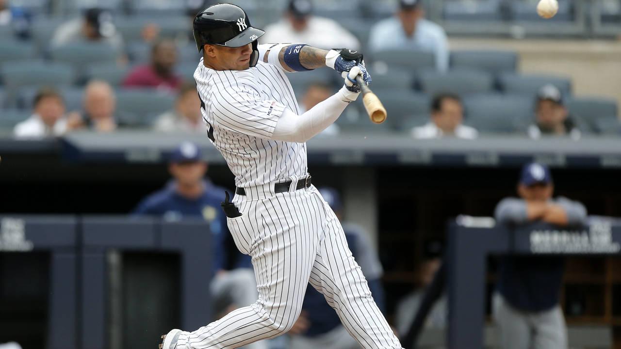 Gleyber Torres New York Yankees 2019