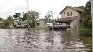 South Florida still feeling effects of weekend downpours