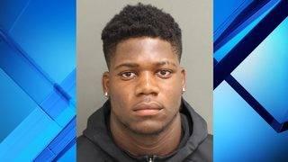 UCF football player accused of rape