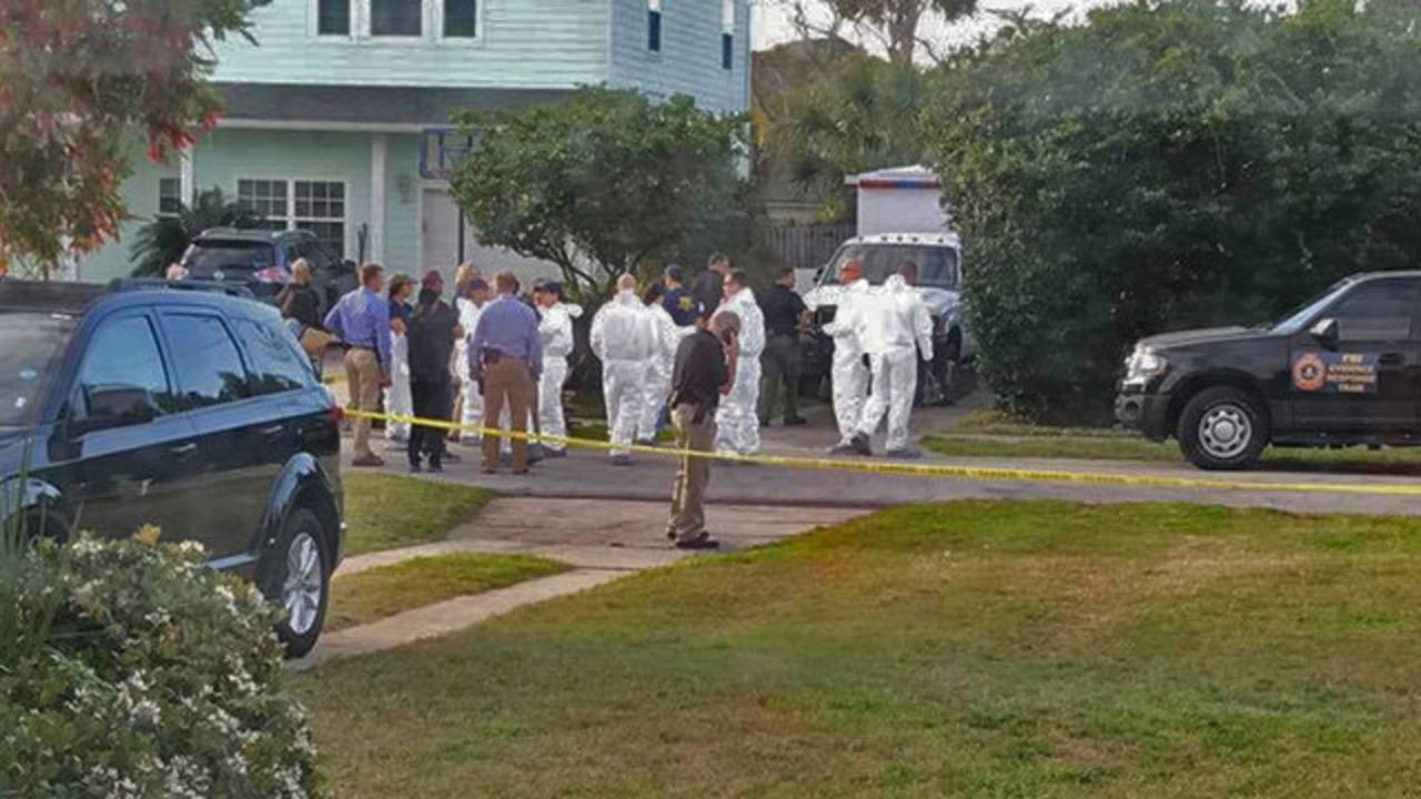 FBI Jax Beach search