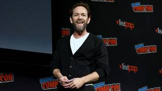 Luke Perry's final appearance on 'Riverdale' was short and bittersweet