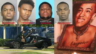 Grand jury indicts four men in shooting of rapper XXXTentacion
