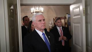 Pence: School safety to be top priority
