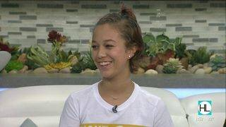 Local cancer survivor shares her inspiring journey