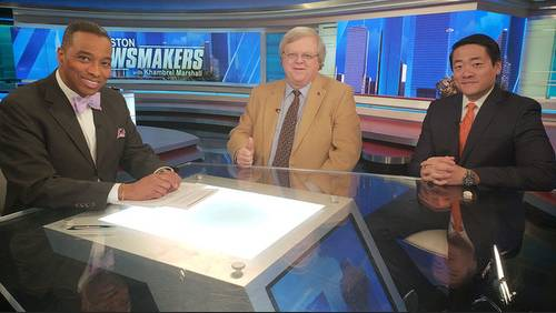 Houston Newsmakers for Jan. 6: 86th State Legislative Session Starts January 8th
