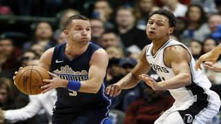 Spurs host in-state rival Mavericks to conclude 3-game
