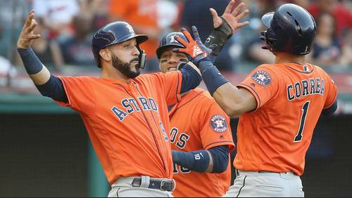 Astros outlook for ALCS
