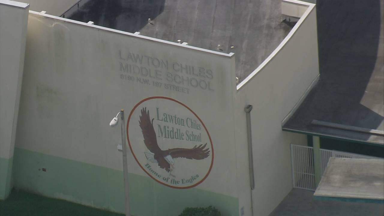 Lawton Chiles Middle School