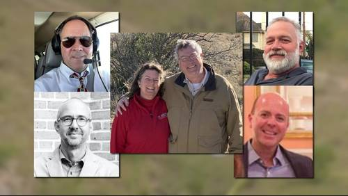 What we know about the Kerrville plane crash victims