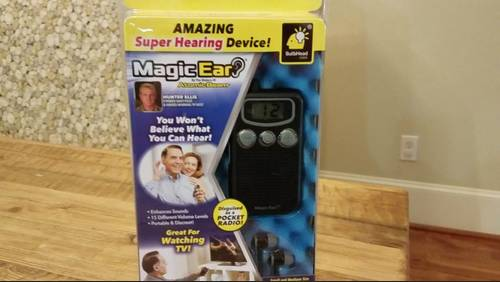 As seen on TV Tuesday: Magic Ear proves to be less than magic