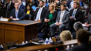 What data scandal? Facebook is growing