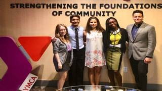 Bank of America honors students, provides employment