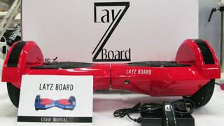 After fires, consumers warned to stop using LazyZ Board hoverboards